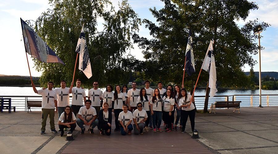 Grupo_USS_Valdivia_Vigilia_Misa_Papa_Francisco_Temuco