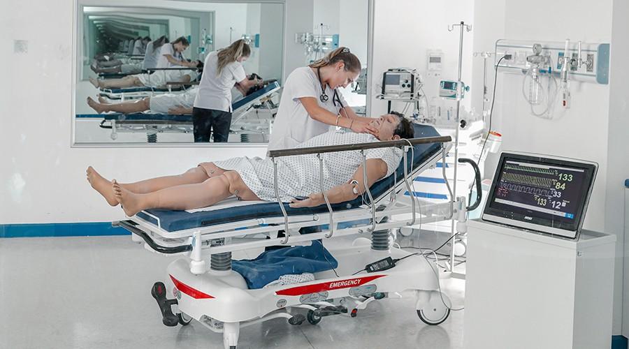 Hospital-de-Simulación-Clínica-USS-recibe-certificación-de-la-American-Heart-Association