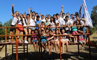 Estudiantes y vecinos disfrutaron de una semana de Trabajos Voluntarios.