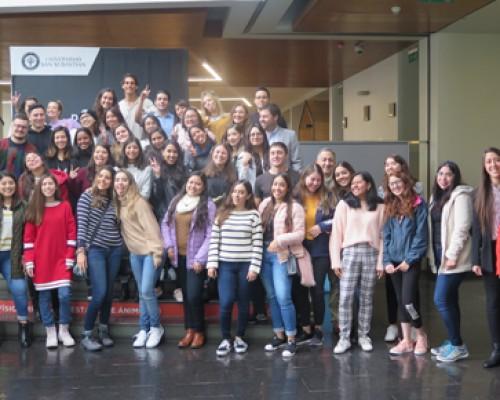 Estudiantes de Intercambio 2º semestre 2019