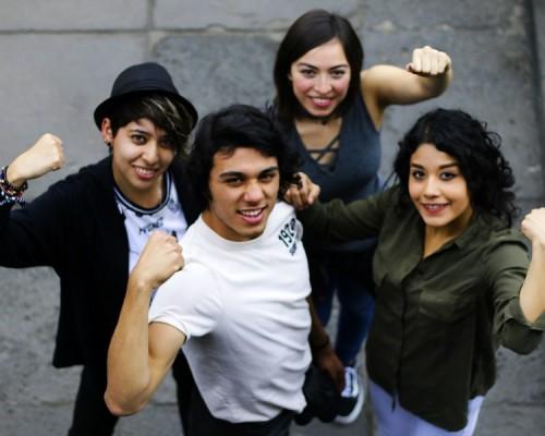 Jóvenes compromiso y responsabilidad