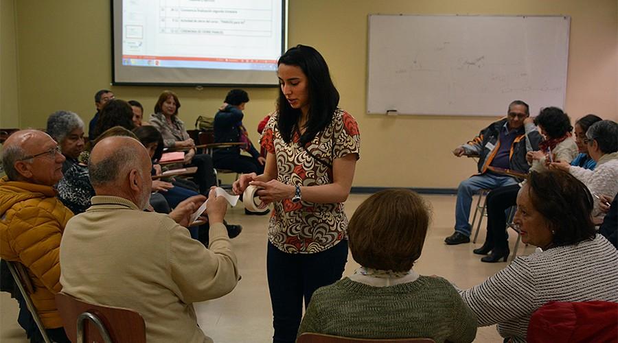Adultos mayores inician estudios en USS a través del programa PAMUSS