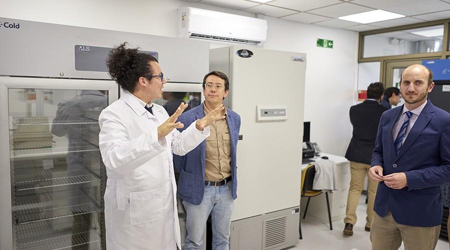U. San Sebastián inauguró moderno Centro de Investigación Biomédica en Puerto Montt