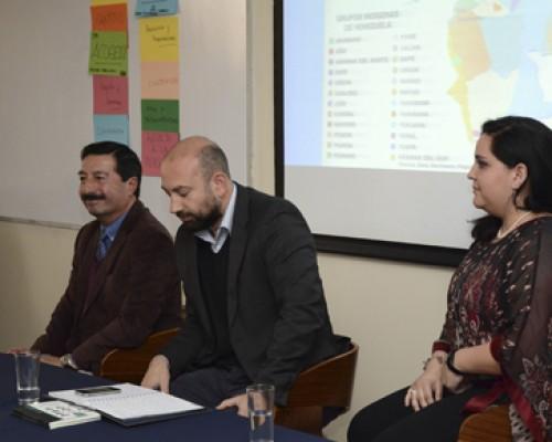 Escuela de Liderazgo USS realizó charla sobre Venezuela