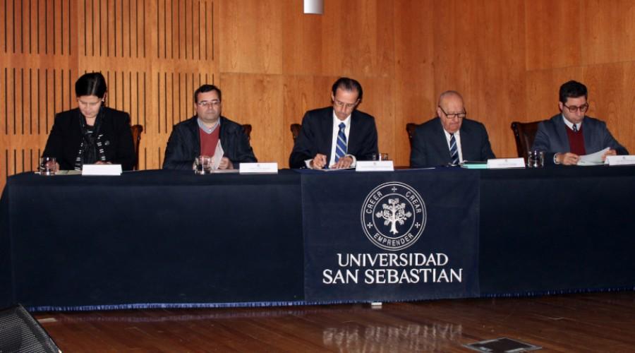 Con masiva participación concluyó ciclo de charlas Migrantes de CEC USS