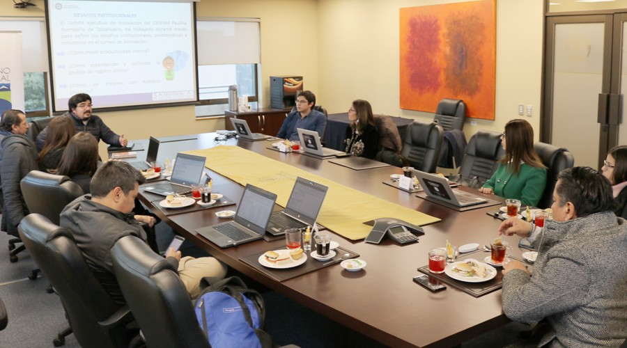 Mesa de Evaluación de Torneo de Innovación en Salud Municipal sesionó en USS