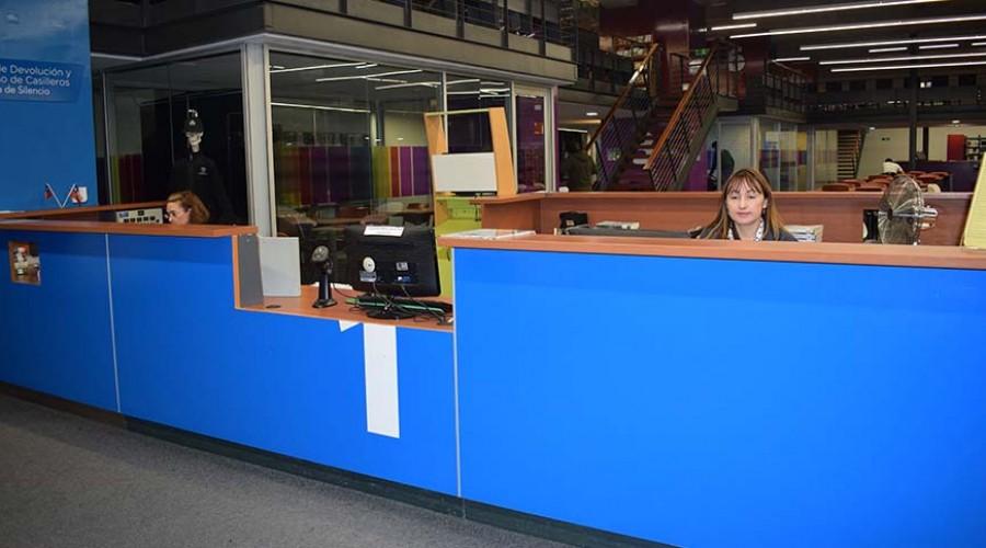 Campus Bellavista cuenta con Biblioteca Inclusiva