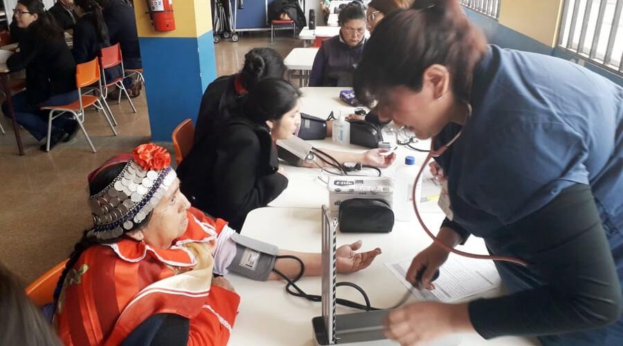 PPE cañete medición presión arterial