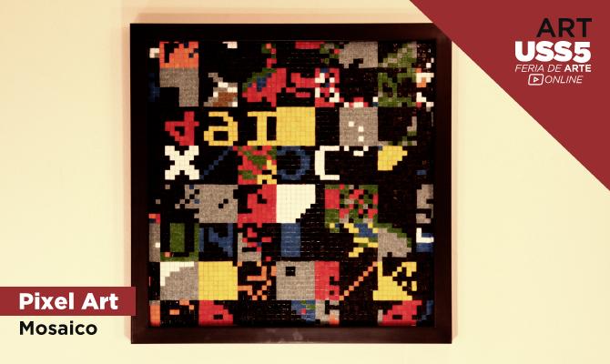 Pixel Art banner