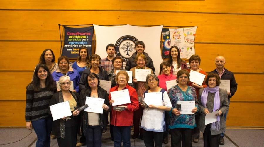 Premiación Líderes Comunitarios Dic 2016