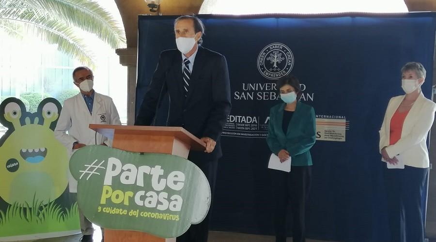 Presentan campaña para protegerse del coronavirus en el hogar