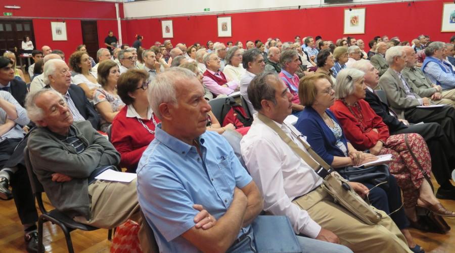 Público asistente a curso CEUSS