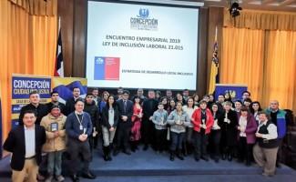 Municipalidad de Concepción premió a USS por aporte a la inclusión laboral