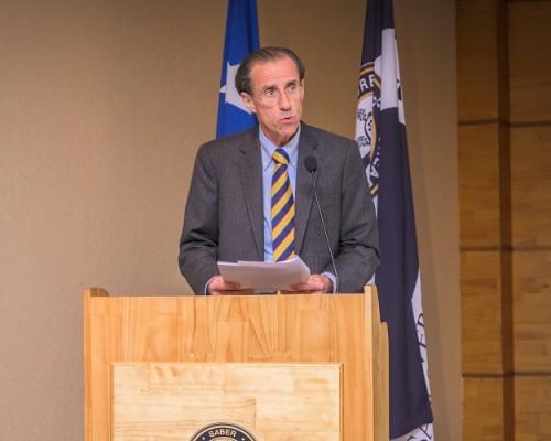 Rector USS presentó Cuenta Pública en la sede Concepción