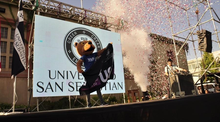 Santiago dio la Bienvenida a los nuevos estudiantes USS4