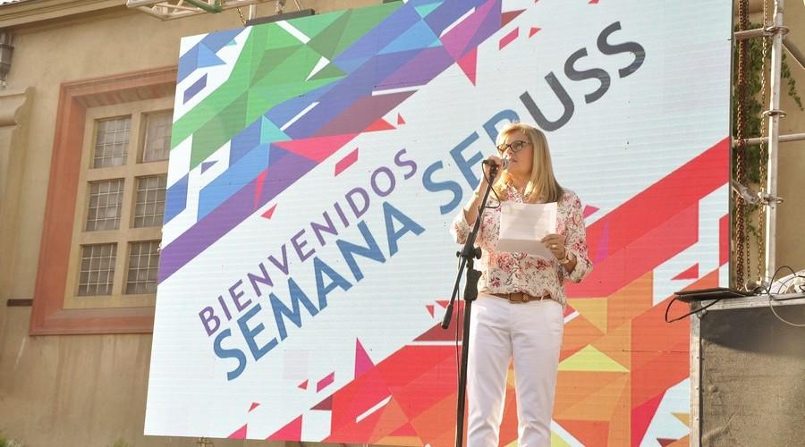 Santiago dio la Bienvenida a los nuevos estudiantes USS5