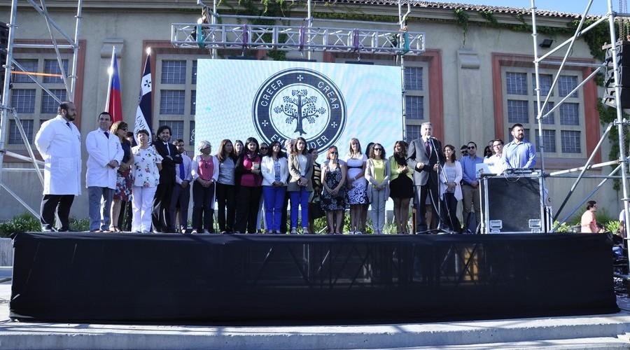 Santiago dio la Bienvenida a los nuevos estudiantes USS6