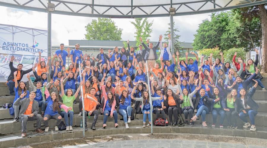 Sebastianos al Servicio de la Comunidad realizaron voluntariado en Concepción