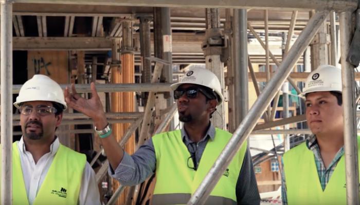 Tecnologia de Gestión Automatizada para Obras Civiles