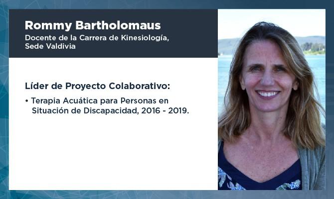 Testimonio Rommy Bartholomaus