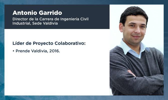 Testimonios antonio Garrido