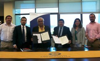 USS Concepción y Municipalidad de Bulnes firmaron convenio de colaboración