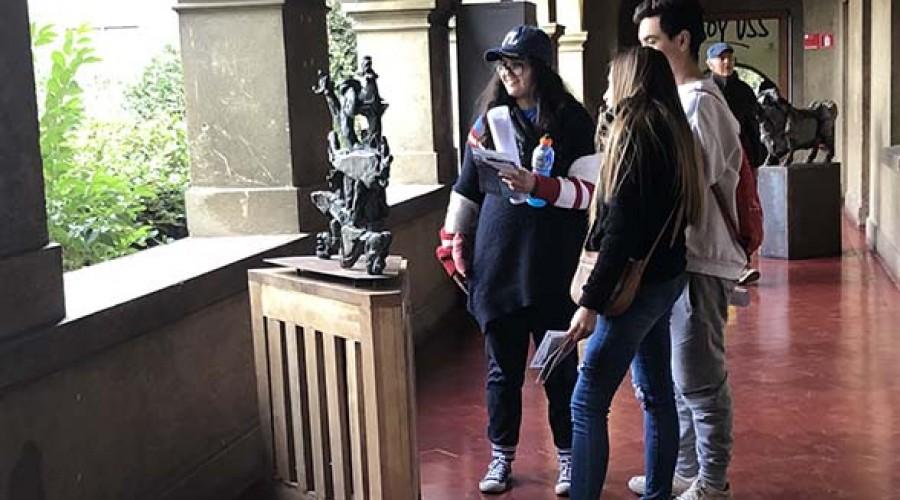 Por cuarto año consecutivo, Universidad San Sebastián participó en el Día del Patrimonio