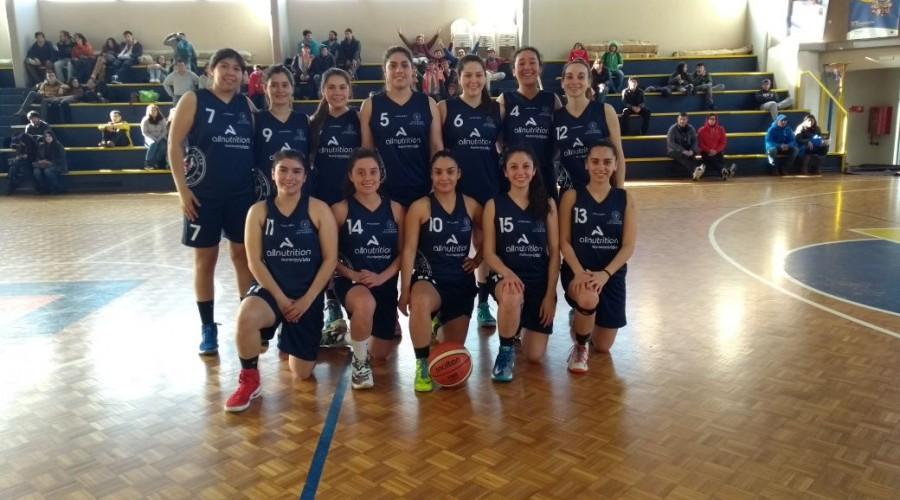 Vóleibol Damas Concepción