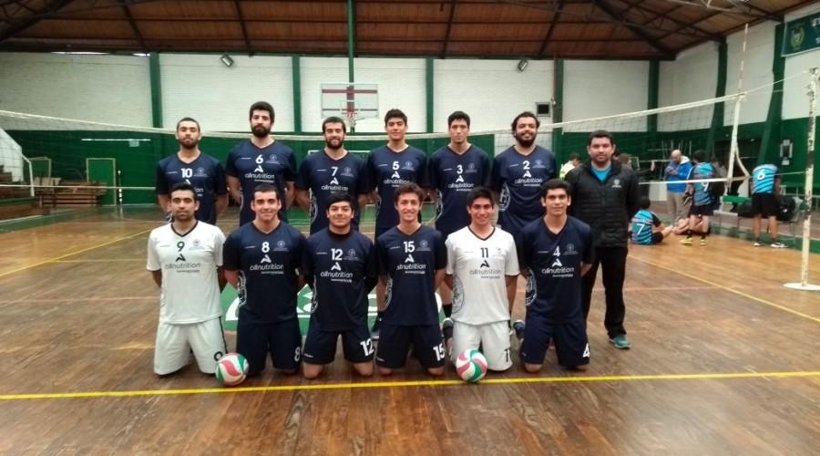 Vóleibol Varones Concepción