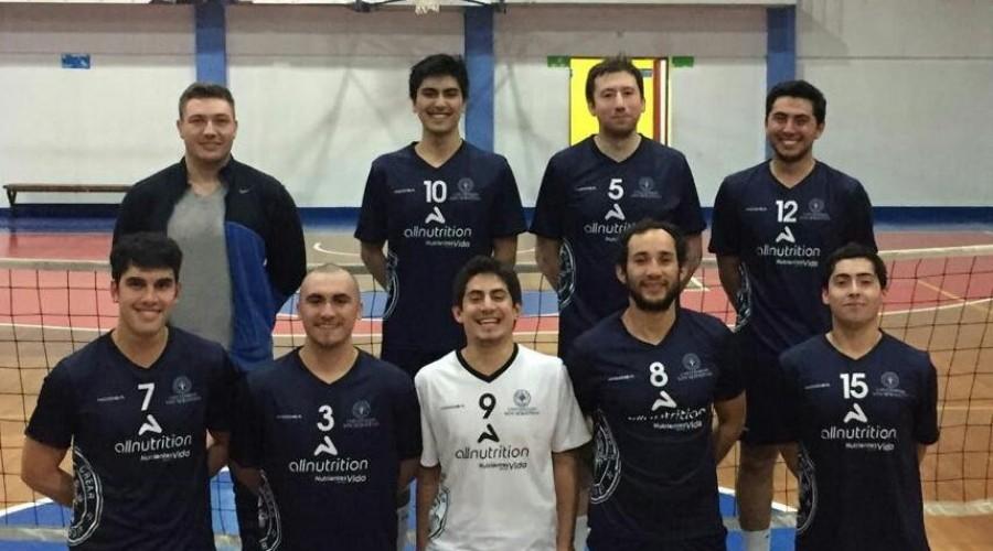 Vóleibol Varones Valdivia