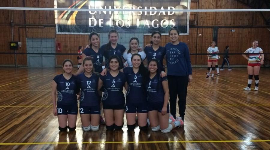 Vóleibol damas Patagonia