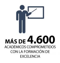 4600 academicos comprometidos