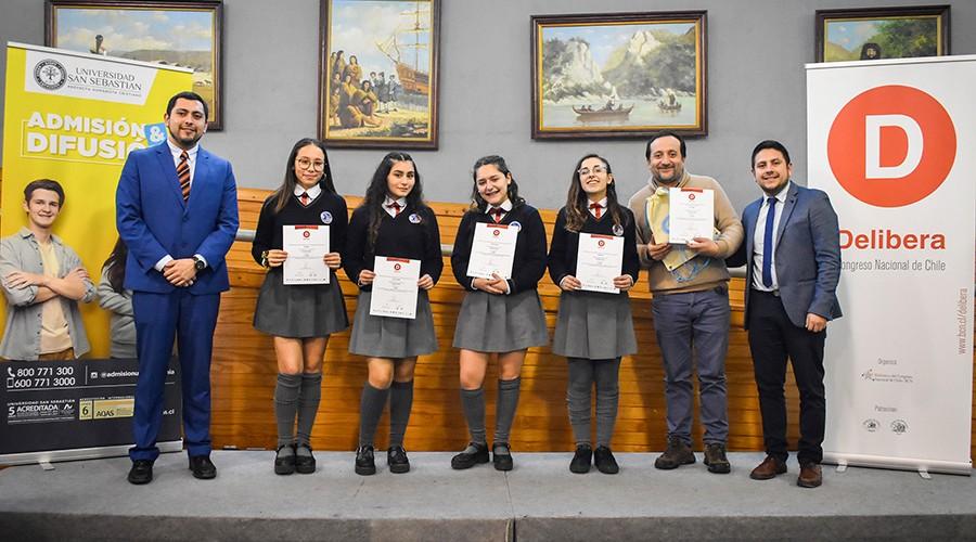 The American School se quedó con la final regional del Torneo Delibera 2019