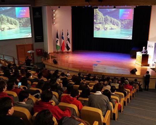 Apec Ciudadano abordó desafíos de una vejez activa y saludable en USS De la Patagonia