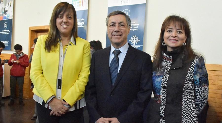 Poco más de 300 personas asistieron al encuentro desarrollado en el Aula Magna de la Universidad San Sebastián en el marco de Apec Ciudadano.