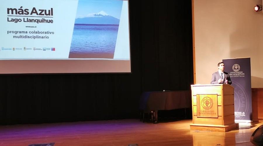 Programa MásAzul Lago Llanquihue fue parte de Apec Ciudadano