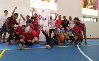 Copa Novatuss 2019: Bienvenida de la mano del deporte