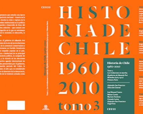 historia de chile tomo 3 imagen destacada