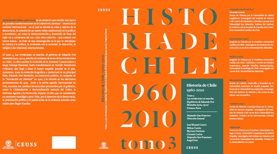 historia de chile tomo 3