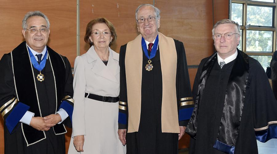 Honoris Causa 2014