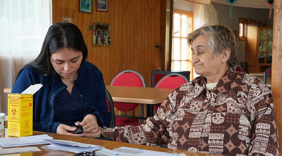 Sebastianos desarrollan con éxito intervención multidisciplinaria en Lago Verde