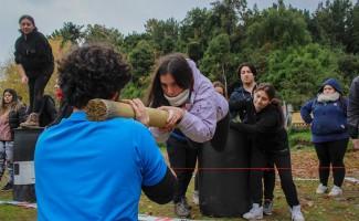Estudiantes potenciaron sus habilidades de liderazgo en Puerto Octay