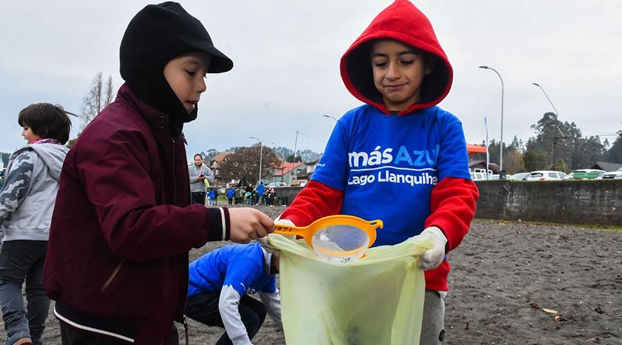 MásAzul logra reunir más de 150 kilos de basura en inédita limpieza de playas