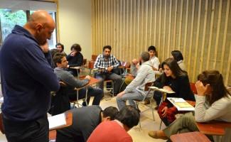 U. San Sebastián realizó dinámico taller para emprender negocios