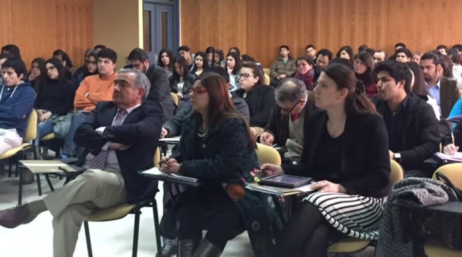 Seminario: Panorama Actual de las Penas Sustitutivas Ley 18.216