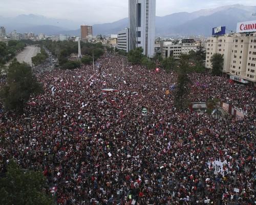 Chile y la revolución de octubre (2019)