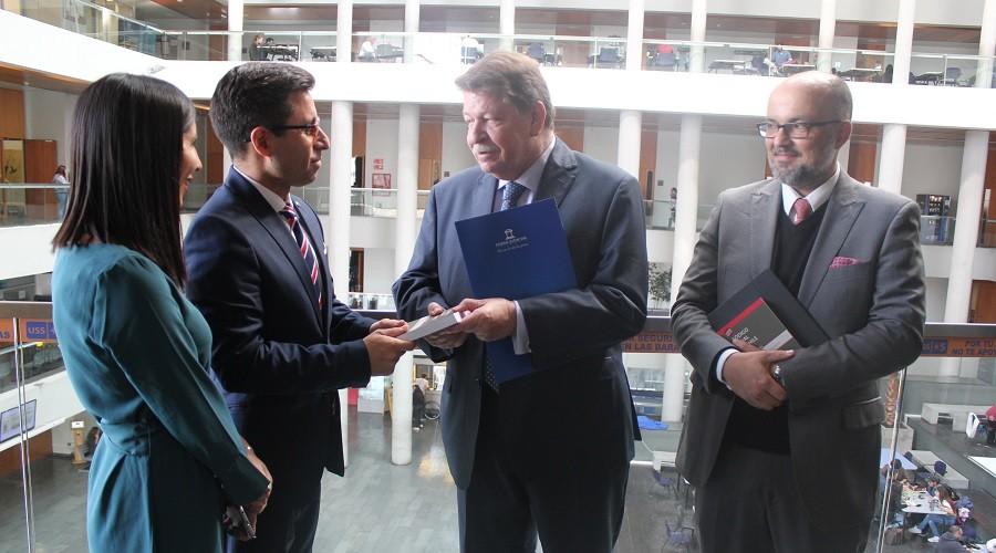 Abogados penalistas de la USS lanzan edición del Código Penal chileno