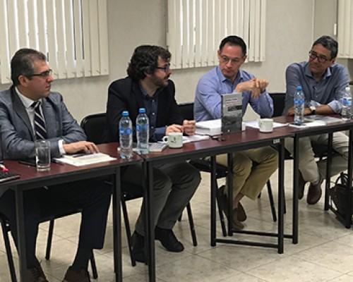 Estancia de investigación de Historia en México