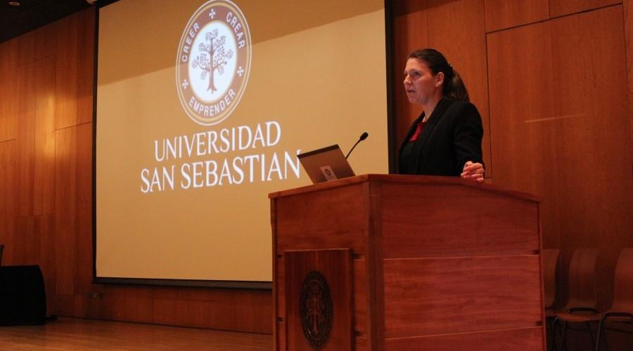 IDEJ USS acogió seminario sobre el adulto mayor