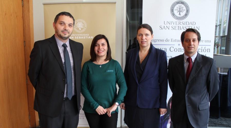 """""""Congreso de Estudiantes sobre una nueva Constitución Política para Chile"""" en USS"""
